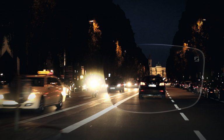 DriveSafe - Präzision bei Nacht